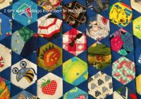 i spy hexagons and diamonds all about inklingo blog 9   I Spy Quilt Pattern Hexagon Inspirations