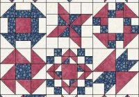 image result for easy 2 or 3 color quilt blocks more Elegant Three Color Quilt Patterns Inspirations