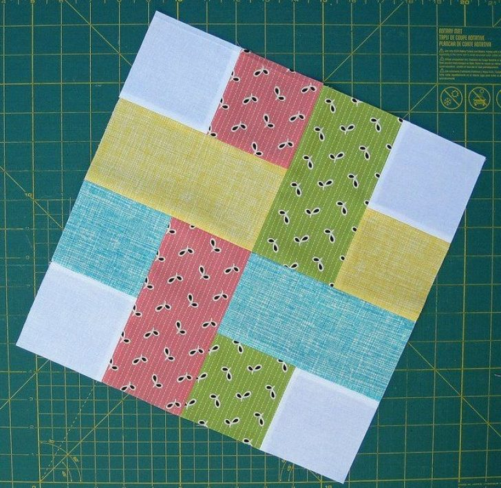 Permalink to Interesting Simple Block Quilt Patterns