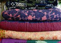 indian vintage kantha quilts Stylish Vintage Kantha Quilt Gallery