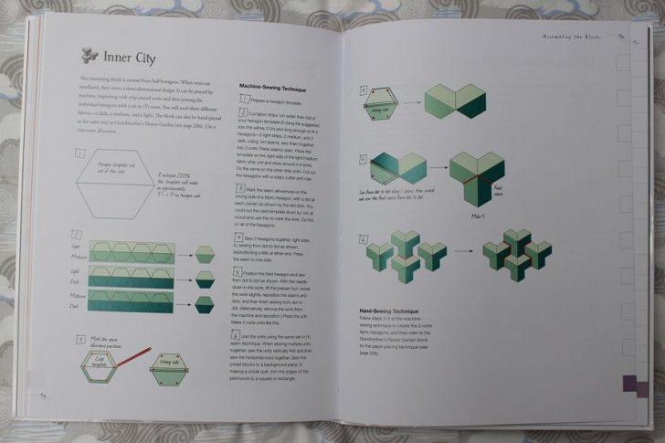 Permalink to Elegant Inner City Quilt Pattern