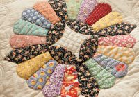 inspired antique quilts 3 stunners their remakes Stylish Old Quilt Block Patterns Gallery