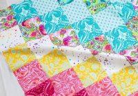 Interesting 10 free fat quarter friendly quilt patterns sewcanshe New Fat Quarter Quilt Patterns