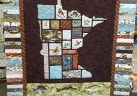 Interesting 2017 quilt minnesota sample original pattern available at 11 Unique Quilting Kits And Patterns Inspirations