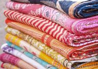 Interesting 3 pc wholesale vintage kantha quilt indian quilt vintage quilt 10 Modern Vintage Kantha Quilt