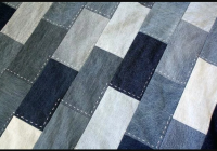 Interesting 39 latest jeans quilt patterns the funky stitch Elegant Easy Denim Quilt Patterns