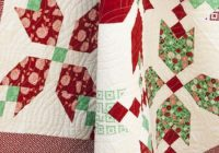 Interesting a figgy pudding quilt to add to your holiday decor 11 Cozy Figgy Pudding Quilt Pattern Inspirations