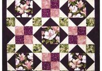 Interesting afternoon delight quilt pattern Elegant Traditional Quilt Pattern