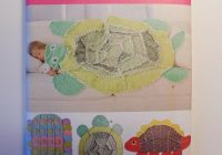 Interesting childrens rag quilts pattern in animal shapes turtle etsy 9 Cool Turtle Rag Quilt Pattern Inspirations