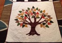 Interesting family tree quilt family reunion quilt classroom tree quilt 11 Interesting Family Tree Quilt