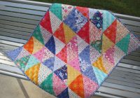 Interesting fat eighth frenzy pattern the cottage mama 9 Modern Quilt Patterns Using Fat Eighths
