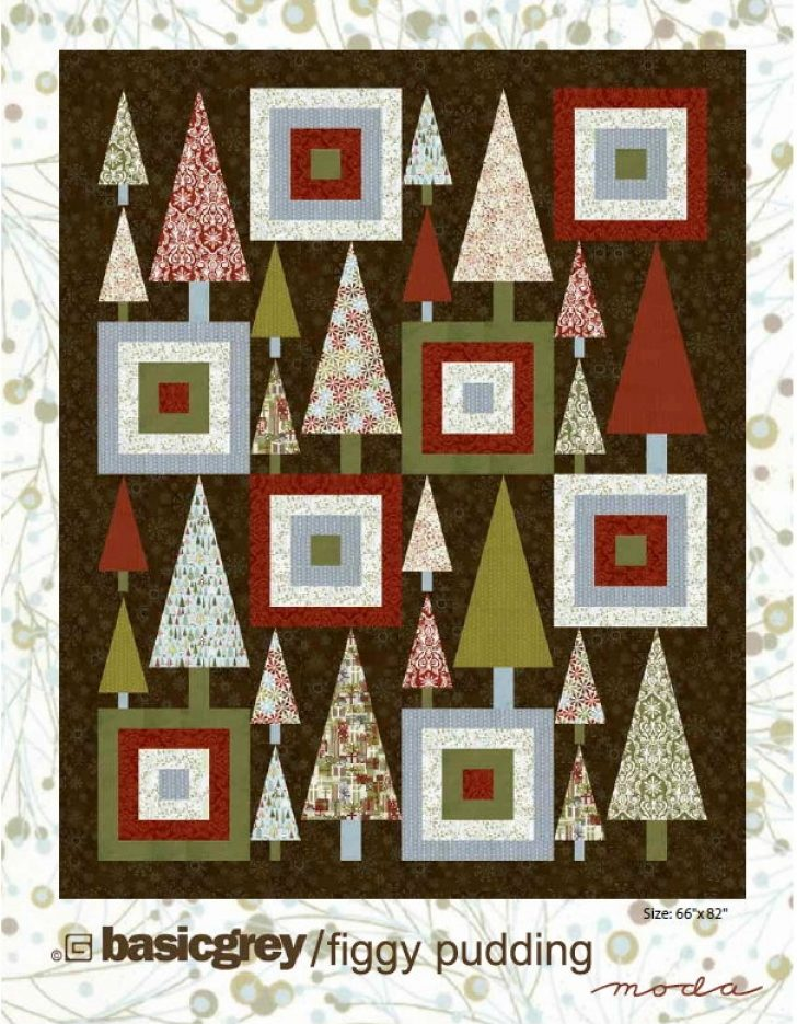 Permalink to 11 Cozy Figgy Pudding Quilt Pattern Inspirations