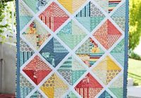 Interesting free layer cake quilt patterns 11 Stylish Layer Cake Quilt Patterns By Moda