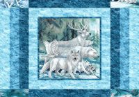 Interesting free quilt pattern winter wonderland equilter 11 Cool Winter Wonderland Quilt Pattern