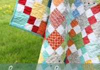 Interesting free scrap quilt patterns bomquilts 11 Cool Scrap Quilt Patterns For Beginners