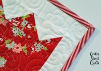 Interesting free tutorial tulip quilt block kristina 9   Tulip Quilt Block Pattern Inspirations