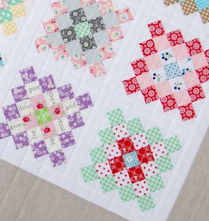 Permalink to 10 Cozy Granny Square Quilt Block Pattern Gallery