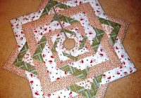 Interesting i like this but there is no pattern christmas tree skirts 11 Modern Quilt Tree Skirt Pattern Gallery