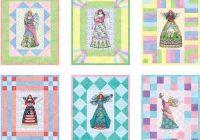 Interesting jim shore angels block of the month lqk16116 quilt 9 Elegant Beautiful Jim Shore Quilting Fabric Ideas Gallery