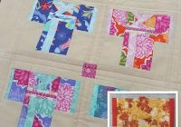 Interesting kimono quilt block paper pieced pdf 10 Cool Kimono Quilt Paper Piecing