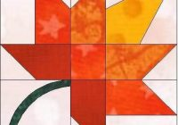 Interesting maple leaf pattern i could use the chisel and kite dies for 11 Modern Maple Leaf Quilt Patterns Gallery