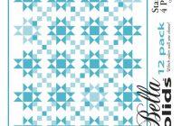Interesting moda 12 pack fat quarter pattern of the week 2016 11 Cool Fat Quarter Bundle Quilt Patterns