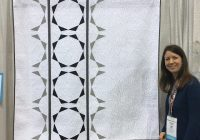 Interesting modern quilt trends and inspiration the quilters planner Elegant Modern Quilt Trends Gallery