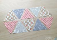 Interesting my secrets to piecing 60 degree triangles jaybird quilts 10   60 Degree Triangle Quilting Ruler Inspirations