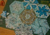 Interesting one block wonder quiltin progress quilting Interesting One Block Wonder Quilt Pattern