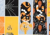 Interesting over the rainbow 11 Beautiful Stylish Charley Harper Quilt Fabric Ideas Gallery
