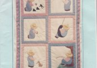 Interesting overall bill quilt pattern nursery quilt pattern crib size patchwork fishing kites frogs marbles dog ba quilt wall hanging Beautiful Overall Bill Quilt Pattern