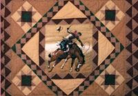 Interesting pin alisha holt on boys rooms decorating ideas 10 Cool Western Themed Quilt Patterns