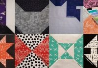Interesting quilt block patterns library for easy quilts for beginners 10   Easy Quilt Square Patterns