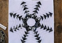 Interesting quilt inspiration free pattern day snowflake and snowman 11 Beautiful Snowflake Quilt Block Pattern