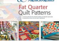 Interesting quilt patterns fat quarter mccalls quilting Stylish Mccalls Quilting Patterns Inspirations