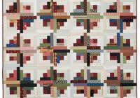 Interesting sunshine shadows log cabin quilt pattern download 10 Cozy Quilt Sunshine Shadow