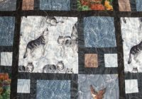 Interesting the grand tour how to use the site wildlife quilts 9 Cool Large Print Quilt Patterns