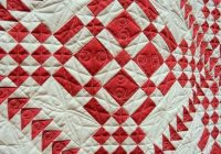 Interesting vintage and vintage inspired quilts with images quilts 11 Interesting Vintage Inspired Quilts Inspirations