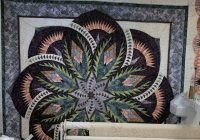 Interesting vintage rose 11 Interesting Vintage Quilt Kits Gallery