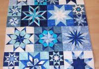 Interesting winter stars quilts quilt patterns snowflake quilt 11 Beautiful Snowflake Quilt Block Pattern