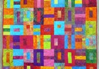 island party quilt pattern Cool Batik Fabric Quilt Patterns Inspirations