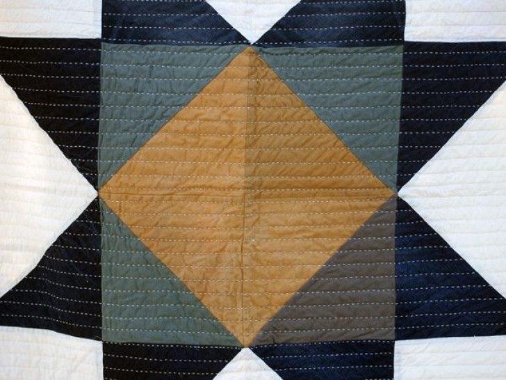 Permalink to Elegant Jackson Star Quilt Pattern