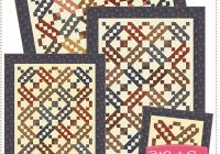 jacobs ladder classic vintage downloadable pdf quilt Modern Jacobs Ladder Quilt Pattern