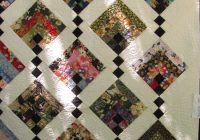japanese fabric chain quilt that dangles the quilt blocks Cool Japanese Quilting Patterns Inspirations