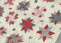 jelly roll quilt pattern for any time of year quilts star 11 Unique Homemade Quilts Patterns Gallery