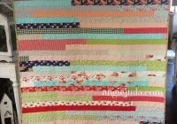 jelly roll race quilt Elegant Jelly Roll Race Quilt Pattern