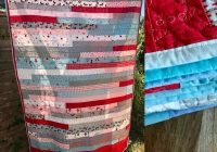 jelly roll race quilt finished over the summer and now Elegant Jelly Roll Race Quilt Pattern