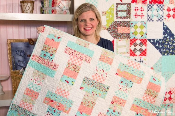 Permalink to Interesting Jelly Roll Quilt Patterns Moda