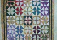 jolene vrchota made a quilt from my celtic wheel of mystery Modern Wheel Of Mystery Quilt Pattern Gallery