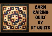 kansas troubles barn raising quilt with the five dime Cool Barn Raising Quilt Pattern Inspirations